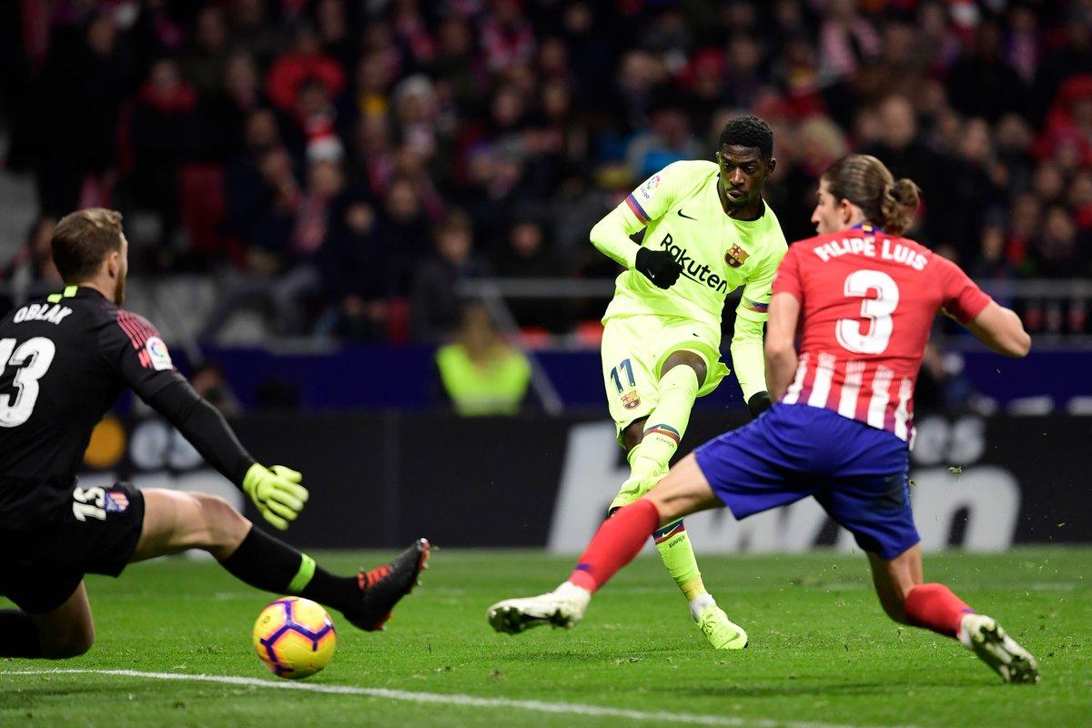 DszKBPJXgAUdqYY - Atletico Madrid 1-1 Barcelona: LaLiga Highlights [Watch Video]
