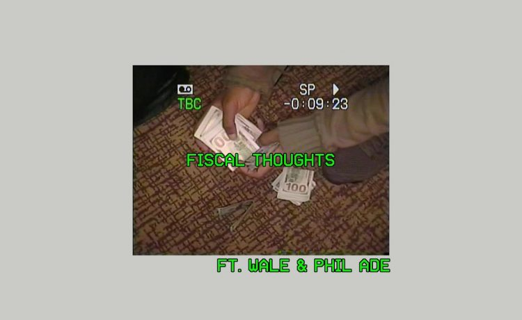 """Smoke DZA Drops """"Fiscal Thoughts"""" Featuring Wale & Phil Ade [Listen] - OkayNG News"""