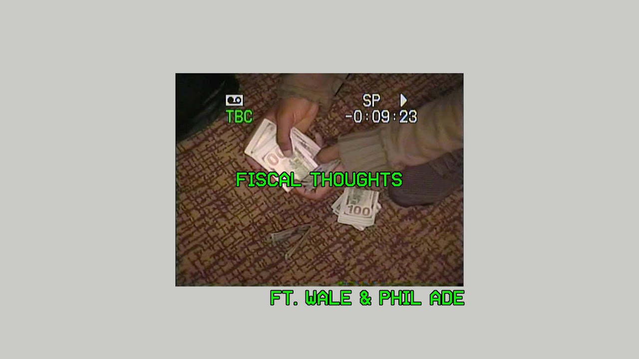 "Fiscal Thoughts OkayNG - Smoke DZA Drops ""Fiscal Thoughts"" Featuring Wale & Phil Ade [Listen]"