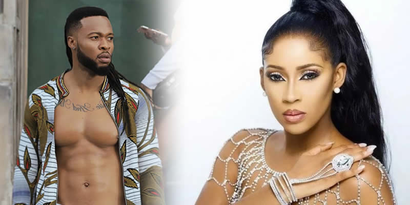 Photo of Flavour Welcomes Third Child with Sandra Okagbue