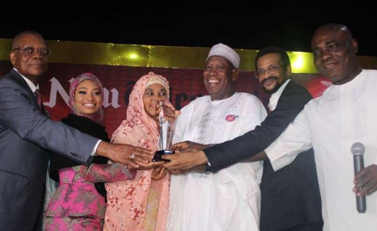 "Ganduje Wins ""Best Governor in 2018"" Award - OkayNG News"