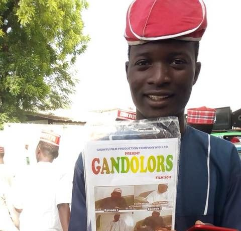 Gov. Ganduje Alleged Bribery Videos Being Sold In Kano Markets [Photos] - OkayNG News