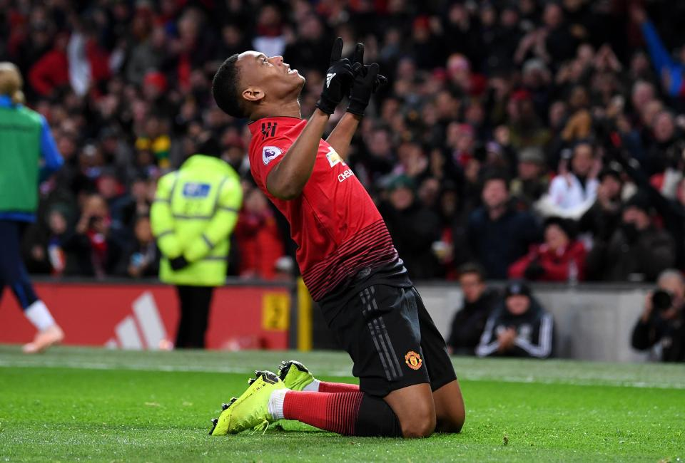 Photo of Anthony Martial Set To Join Serie A Giants, Inter Milan