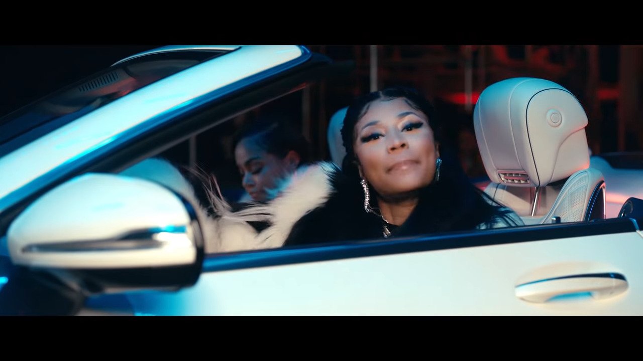 "Good Form Video OkayNG - Nicki Minaj Drops Teaser for ""Good Form"" Video Featuring Lil Wayne [Watch]"