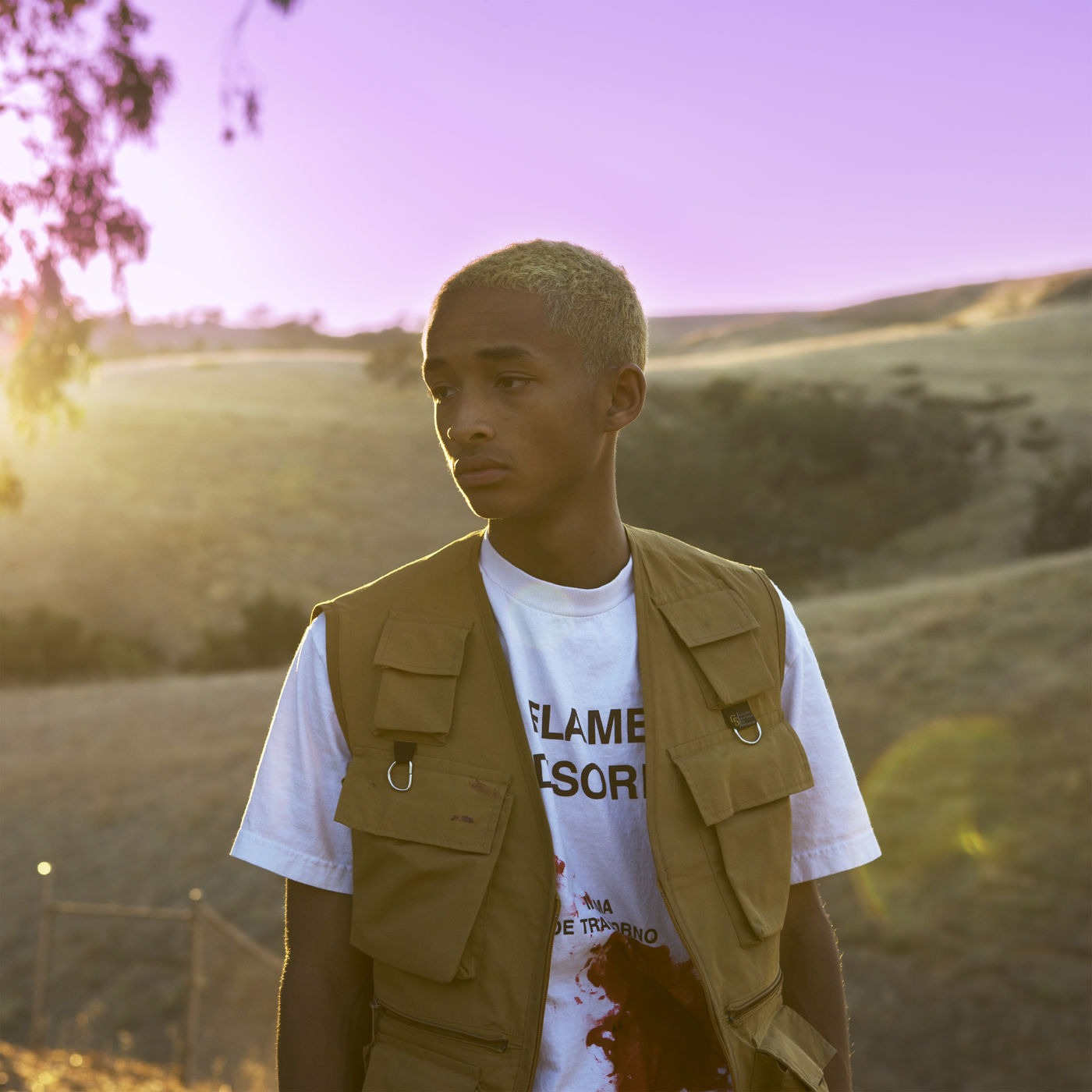 "Jaden Smith Drops New Project ""The Sunset Tapes: A Cool Tape Story"" [Listen]"
