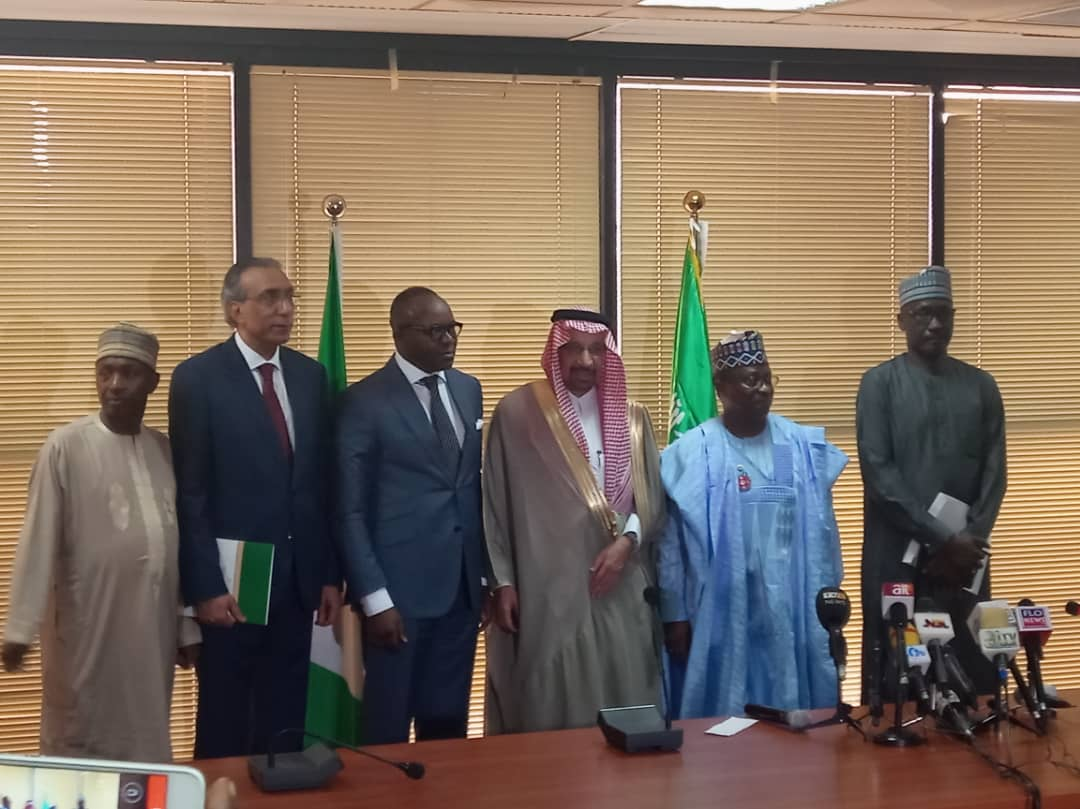 Photo of Saudi Arabia Holds Talks with Nigeria to Stabilise Global Oil Market