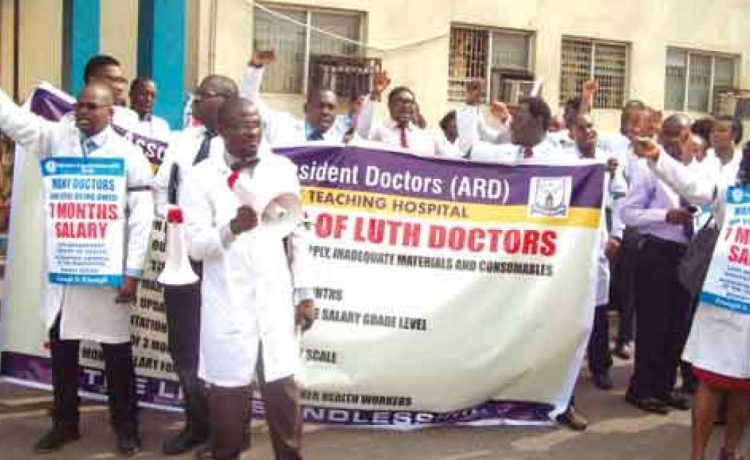 LUTH Reveals Why They Can't Pay Resident Doctors - OkayNG News