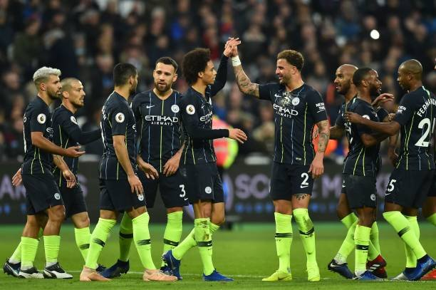 West Ham United 0-4 Manchester City: Premier League Highlights [Watch Video] - OkayNG News
