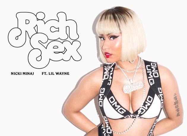 """Nicki Minaj Drops New Single """"Rich Sex"""" Featuring Lil Wayne [Listen] - OkayNG News"""