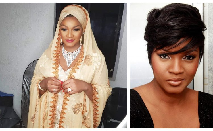 Omotola Jalade-Ekeinde Reveals She Was Born A Muslim But Converted to Christianity - OkayNG News