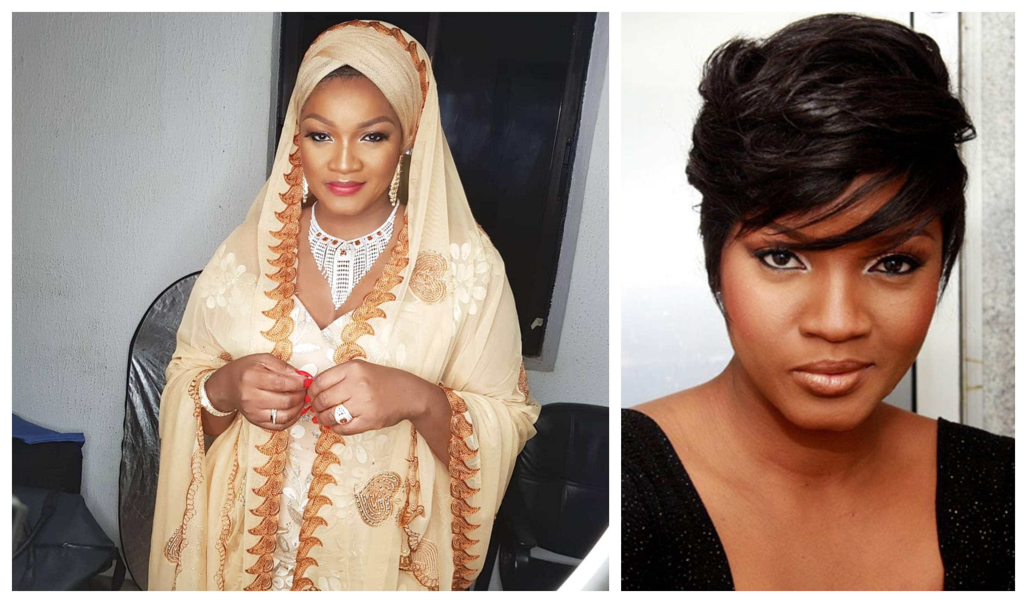 Photo of Omotola Jalade-Ekeinde Reveals She Was Born A Muslim But Converted to Christianity