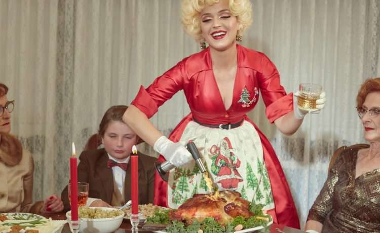 "Katy Perry Releases New Song Titled  ""Cozy Little Christmas"" [Listen] - OkayNG News"
