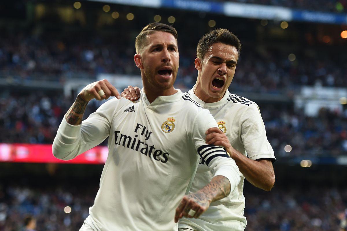Real Madrid 2 0 Real Valladolid - Real Madrid 2-0 Real Valladolid [LaLiga Highlights] [Watch]
