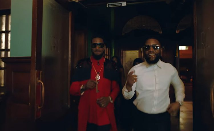 "D'Banj Releases Video for ""Something For Something"" Featuring Cassper Nyovest [Watch] - OkayNG News"