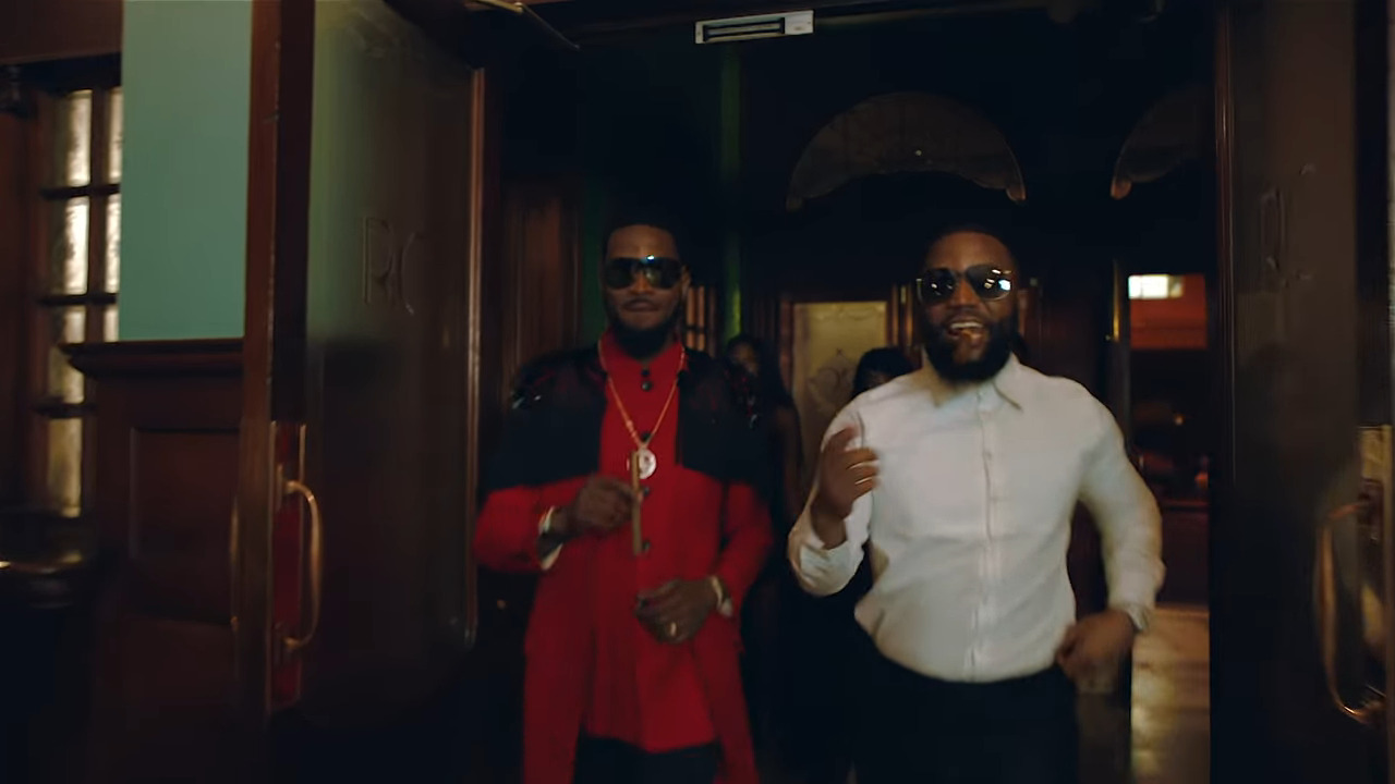"""Photo of D'Banj Releases Video for """"Something For Something"""" Featuring Cassper Nyovest [Watch]"""