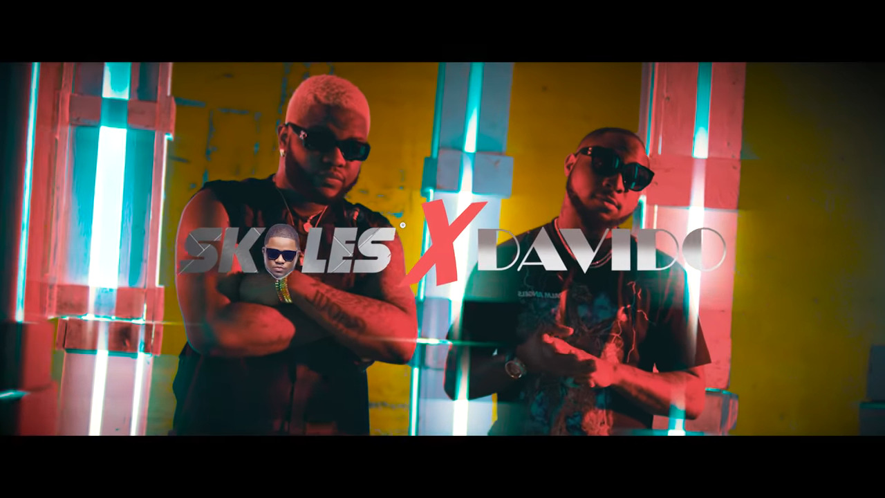 "Skales x Davido Currency Video OkayNG - Skales Drops Music Video for ""Currency"" Featuring Davido [Watch]"