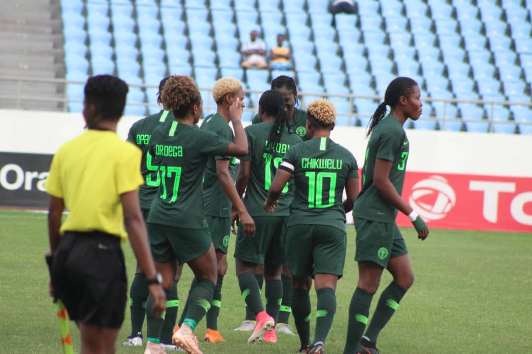 Photo of 2018 AWCON: Super Falcons Advance Into Semi-finals After 6-0 Win Against Equatorial Guinea