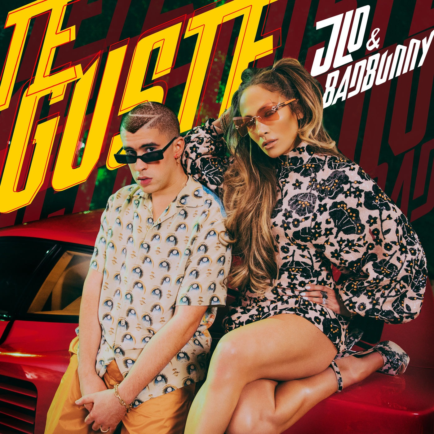"""Jennifer Lopez Collaborates with Bad Bunny On """"Te Guste"""" [Watch/Listen]"""