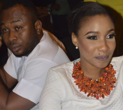 Olakunle Churchill reveals where he met Tonto Dikeh in Lagos