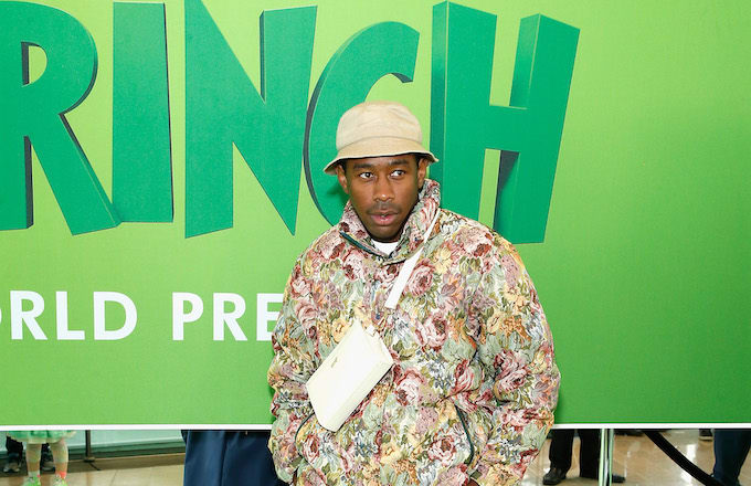 "Tyler The Creator I Am the Grinch OkayNG - Tyler, The Creator Delivers New Track ""I Am the Grinch"" for 'Dr. Seuss' the Grinch' Movie [Listen]"