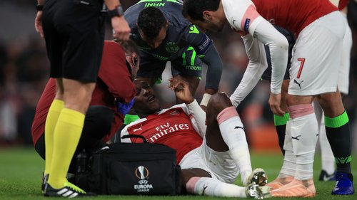 Photo of Arsenal's Welbeck Suffers 'significant' Ankle Injury