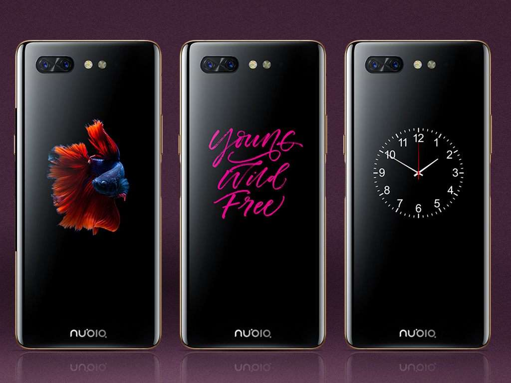 ZTE Nubia X Smartphone Specifications and Price Tag In Nigeria