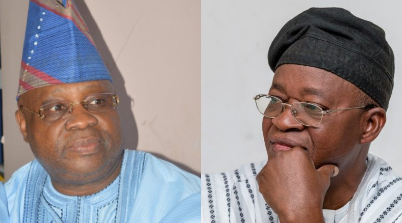 adeleke oyetola OkayNG - Appeal court fixes May 9 to give ruling on Osun governorship election