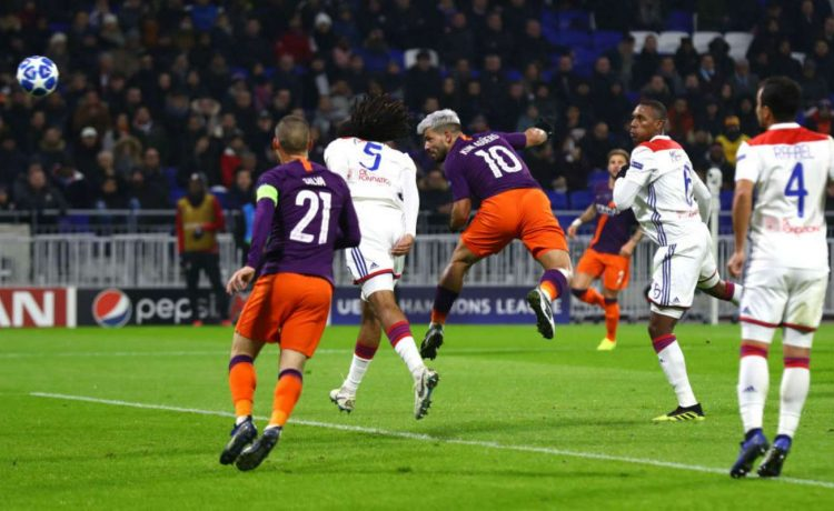 Lyon 2-2 Manchester City: UEFA Champions League Highlights [Watch Video] - OkayNG News