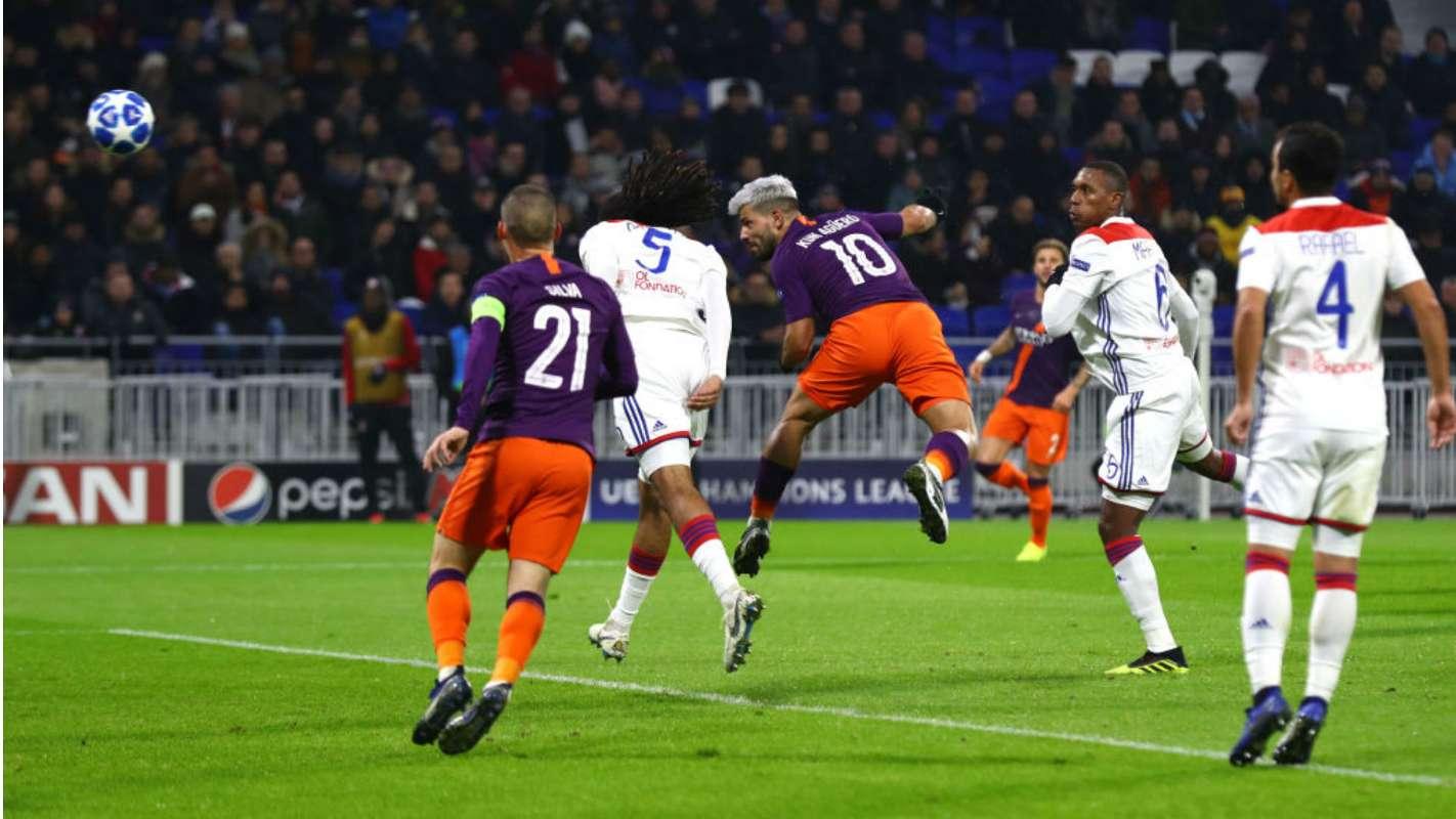 Lyon 2-2 Manchester City: UEFA Champions League Highlights [Watch Video]