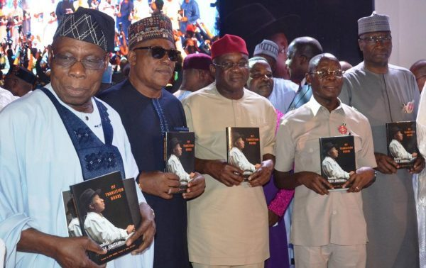 book launch 10 e1542731743743 - Photos from Jonathan's New Book Launch In Abuja