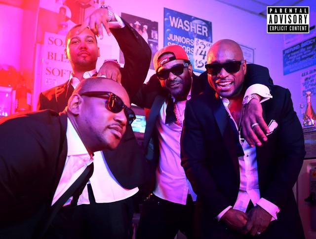 """diplomats sauce boyz 2 - The Diplomats Drop Their Album """"Diplomatic Ties"""" [Listen]"""