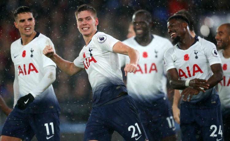 Crystal Palace 0-1 Tottenham [Premier League Highlights] [Watch] - OkayNG News