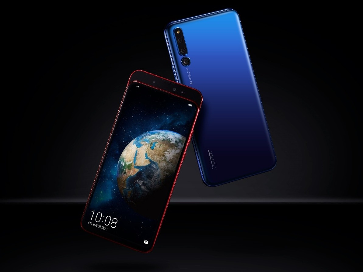 Huawei Honor Magic 2 Smartphone Specifications and Price Tag In Nigeria