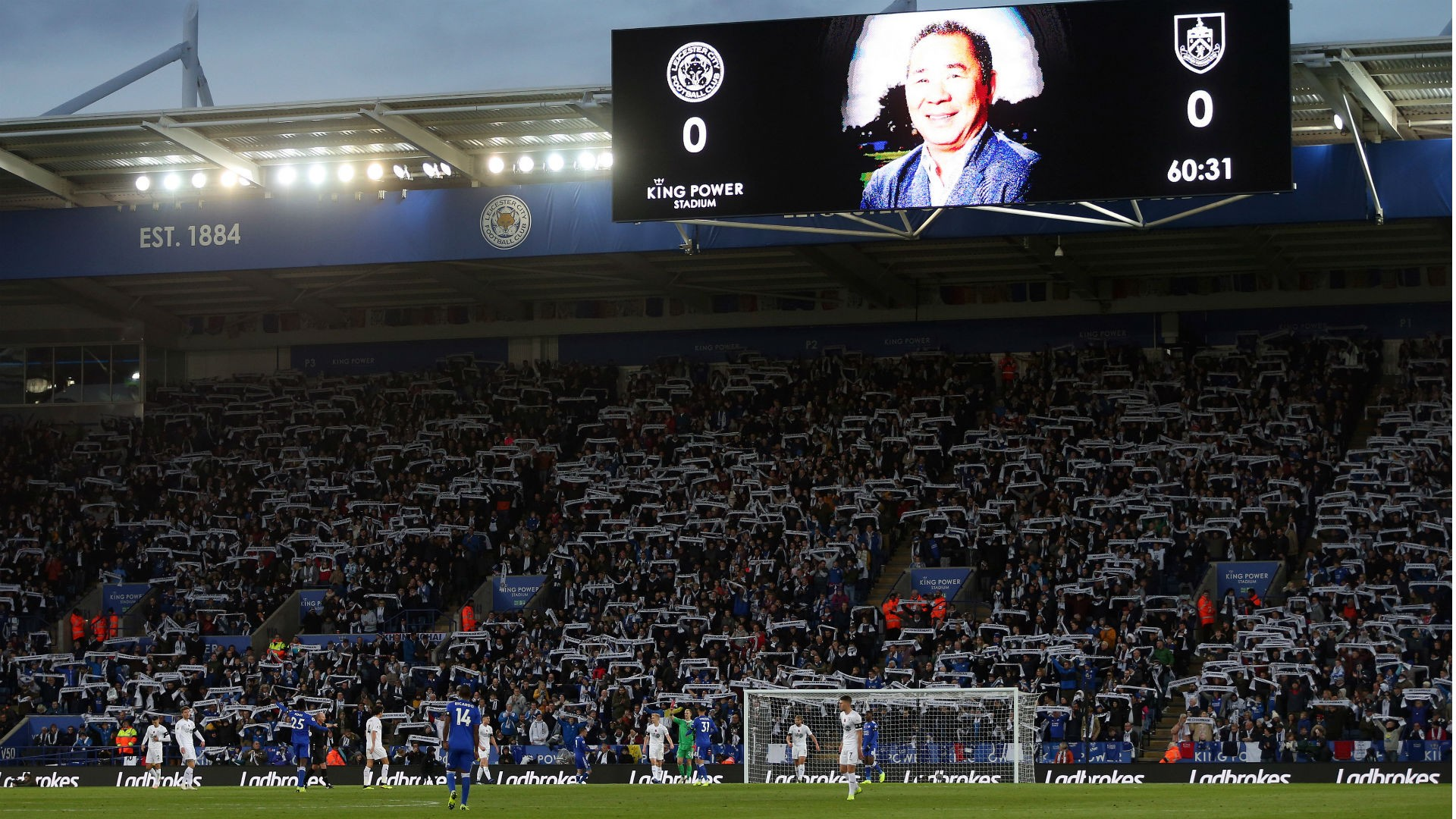 Leicester City 0-0 Burnley [Premier League Highlights] [Watch]
