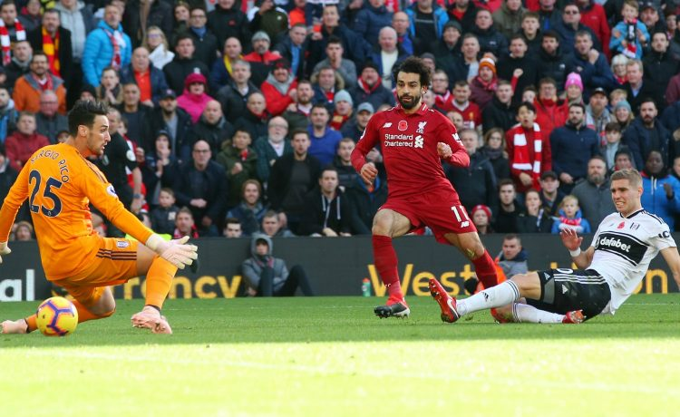 Liverpool 2-0 Fulham [Premier League Highlights] [Watch] - OkayNG News