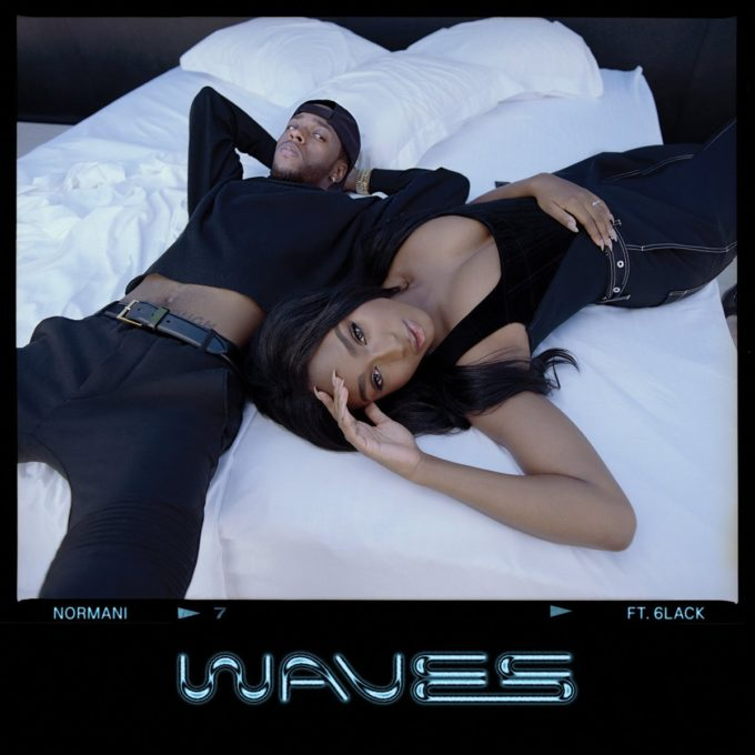 """normani waves 680x680 - Normani Releases """"Waves"""" Featuring 6LACK [Listen]"""
