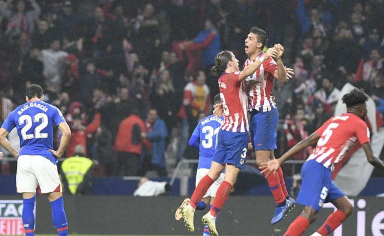 Atletico Madrid 3-2 Athletic Bilbao [LaLiga Highlights] [Watch]