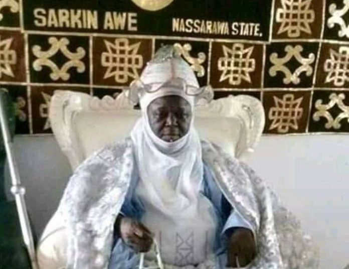 Photo of Emir of Awe In Nasarawa, Abubakar Umar II Dies at 69