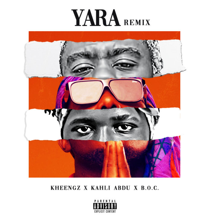 "Photo of Kheengz Drops ""Yara (Remix)"" Featuring Kahli Abdu & B.O.C [Listen]"