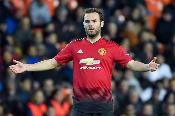 Juan Mata Disclose United Major Problem