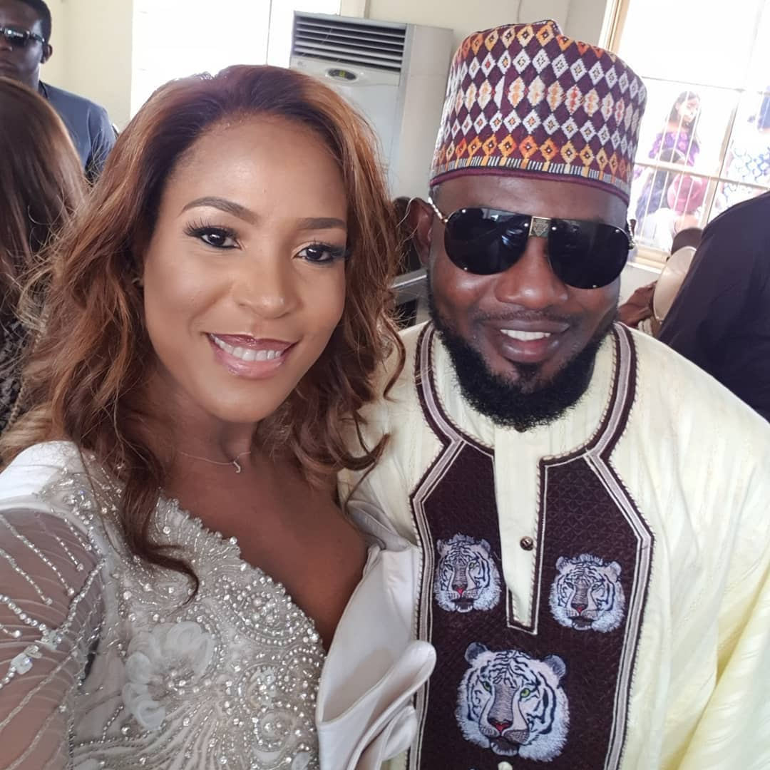 Peter Obi, AY and Other Top Dignitaries Attends Linda Ikeji's Son's Thanksgiving Service [See Photos]