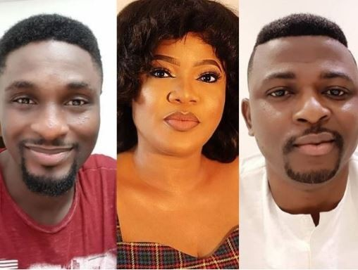 Toyin Abraham's Manager Slams Adeniyi Johnson Over Divorce Papers Allegation - OkayNG News