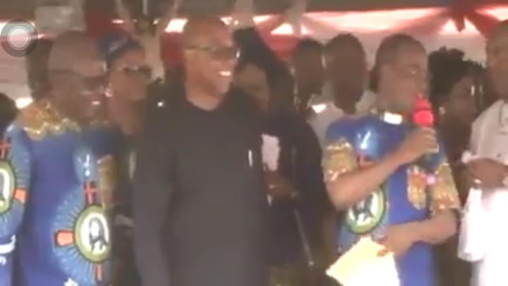 'You and Atiku Might End in Shame' - Rev. Fr. Mbaka Tells Peter Obi [Watch Video] - OkayNG News
