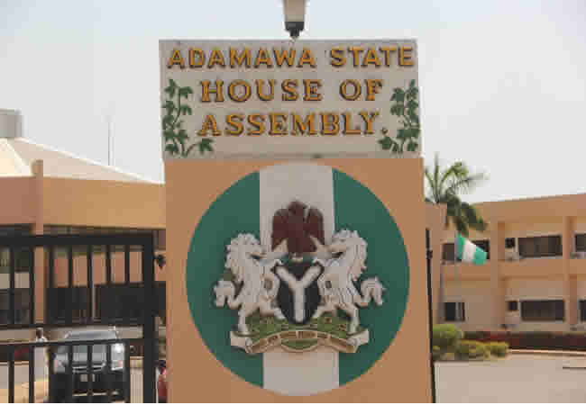 Adamawa House of Assembly OkayNG - Adamawa Assembly Impeach Emmanuel Tsamdu As Deputy Speaker