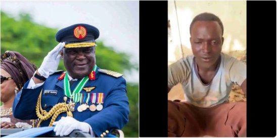 Alex Badeh Killer OkayNG - Suspect In Alex Badeh's Murder Confesses [Video]