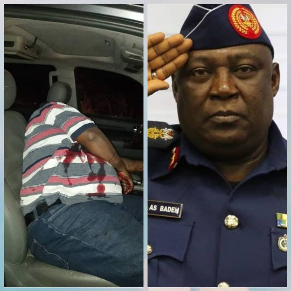Alex Badeh murder OkayNG - Probe Into Alex Badeh's Murder Launched As Driver Survives Gunshot Wounds