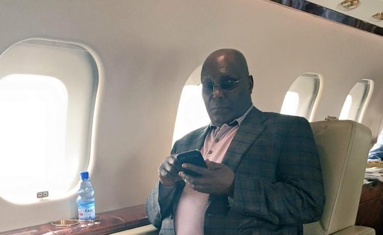 Atiku Finally Issued US Visa As He Jets Out Of Nigeria - OkayNG News
