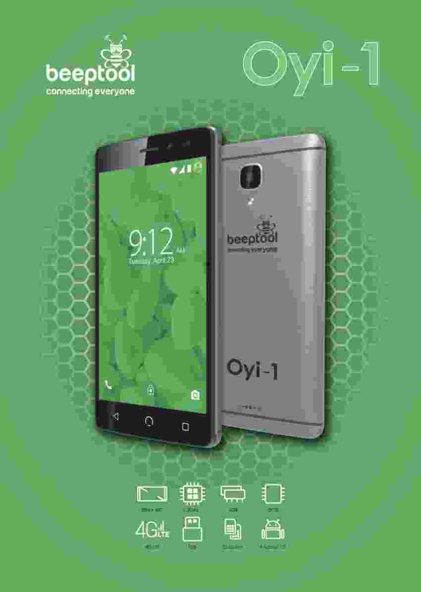 Check Out Oyi-1, The First Africa Smartphone Sold At $1 (N500)