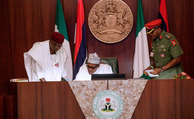 Buhari Appoints Nine Permanent Secretaries [See Names] - OkayNG News