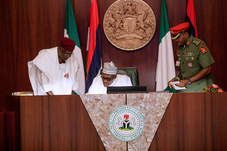 Buhari Constitutes Committee on Autonomy of State Legislature, Judiciary